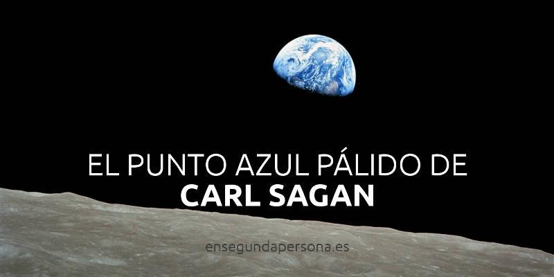 El punto azul pálido de Carl Sagan