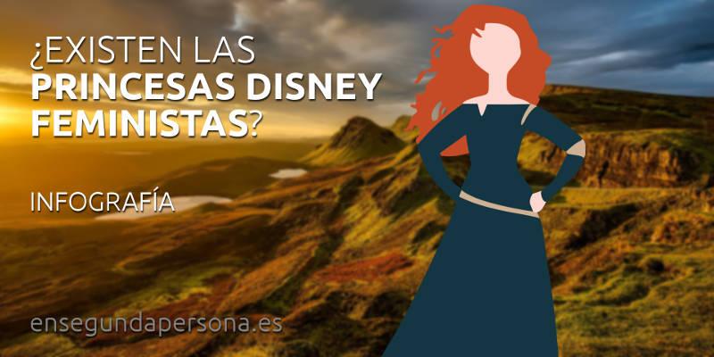 ¿Existen las princesas Disney feministas?
